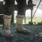 傳奇麋鹿皮莫卡辛鞋
