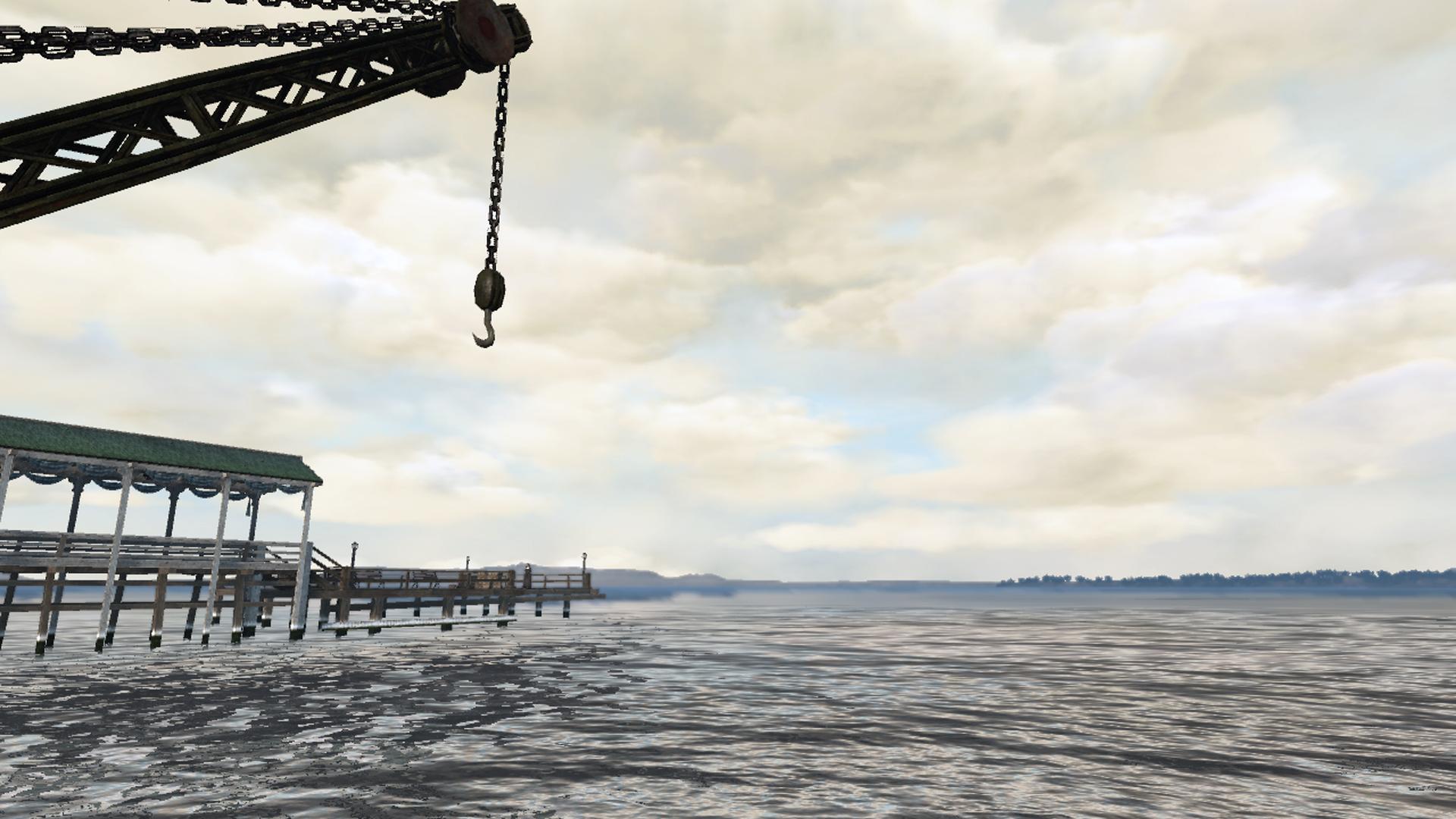 Озеро Флэт-Айрон
