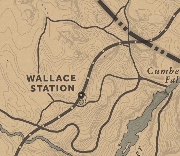 Станция Уоллес