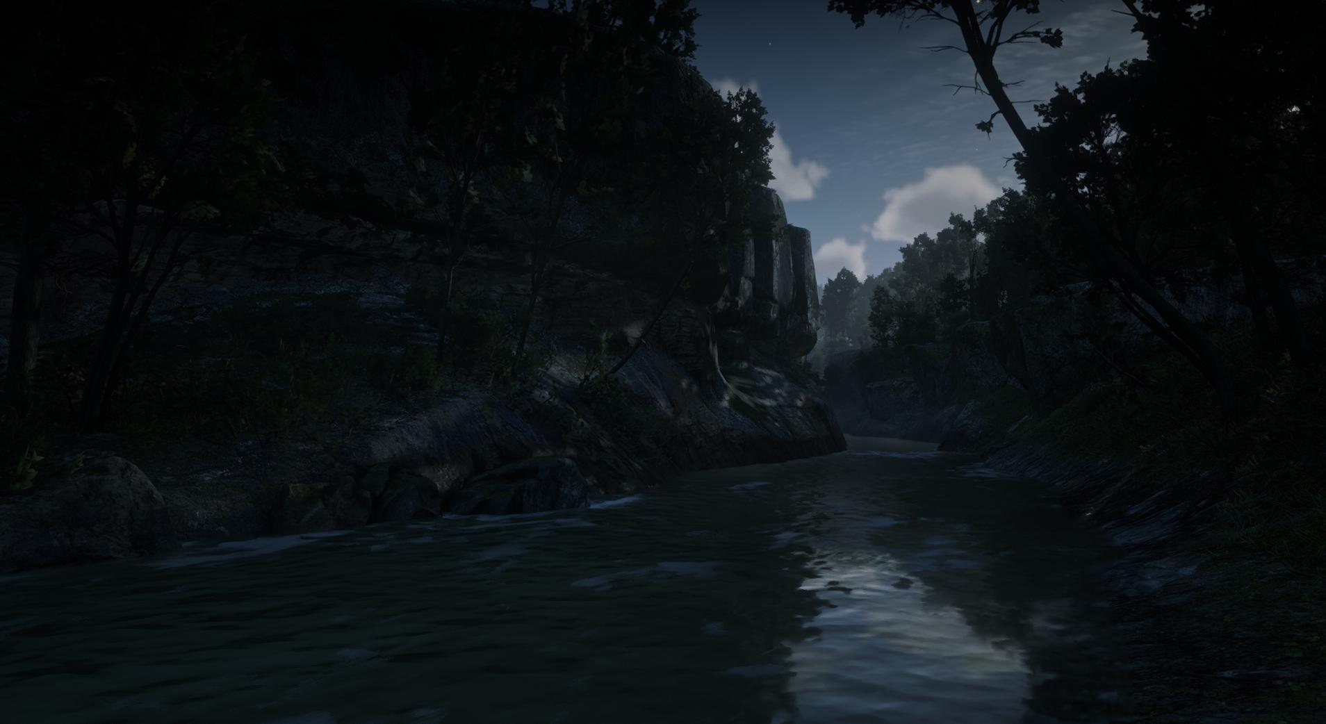 Река Камасса