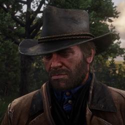 Картежная шляпа Артура