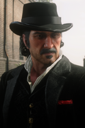RDR2 Dutch van der Linde PC