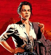 Abigail Roberts - Red Dead Redemption 2