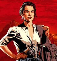 Abigail Roberts - Red Dead Redemption 2