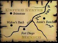Revolver mapa