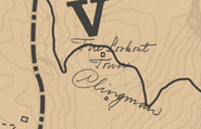 RDR2 Clingman Map