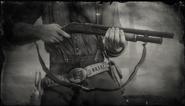Pump-Action Shotgun Compd
