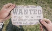 WantedPosterDutchRDR