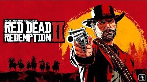 Red Dead Redemption 2 3-й официальный трейлер