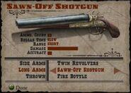 Revolver Sawnoff