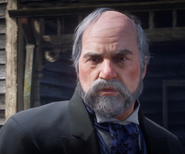 Leviticus Cornwall Red Dead Redemption II
