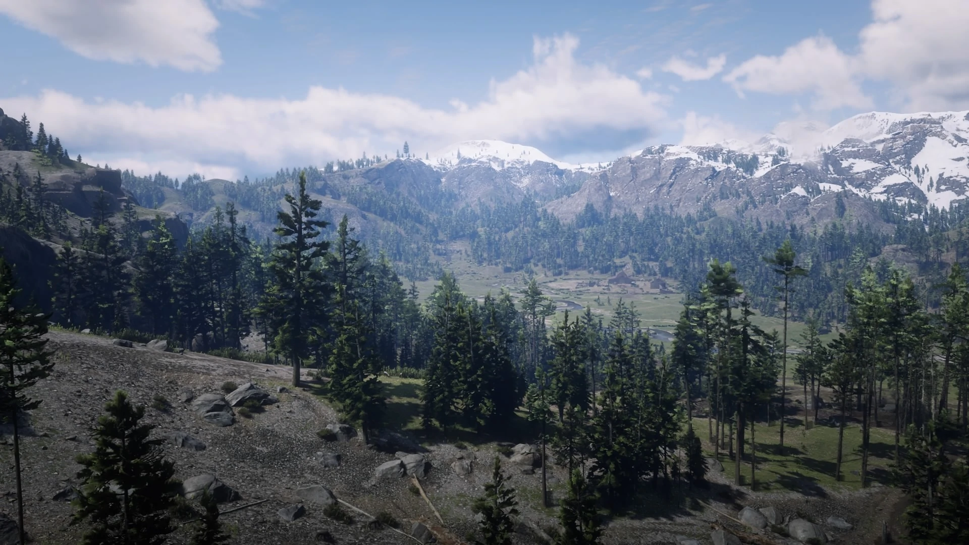 Большая долина