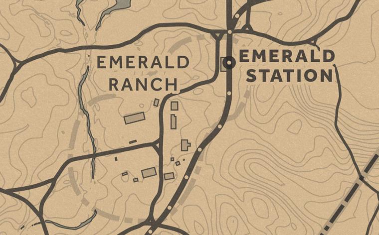Ранчо Эмеральд