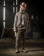 Friedensrichter Cripps Outfit