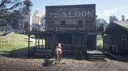Keane's Saloon