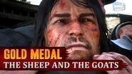 Red Dead Redemption 2 - Mission 23 - The Sheep and the Goats Gold Medal