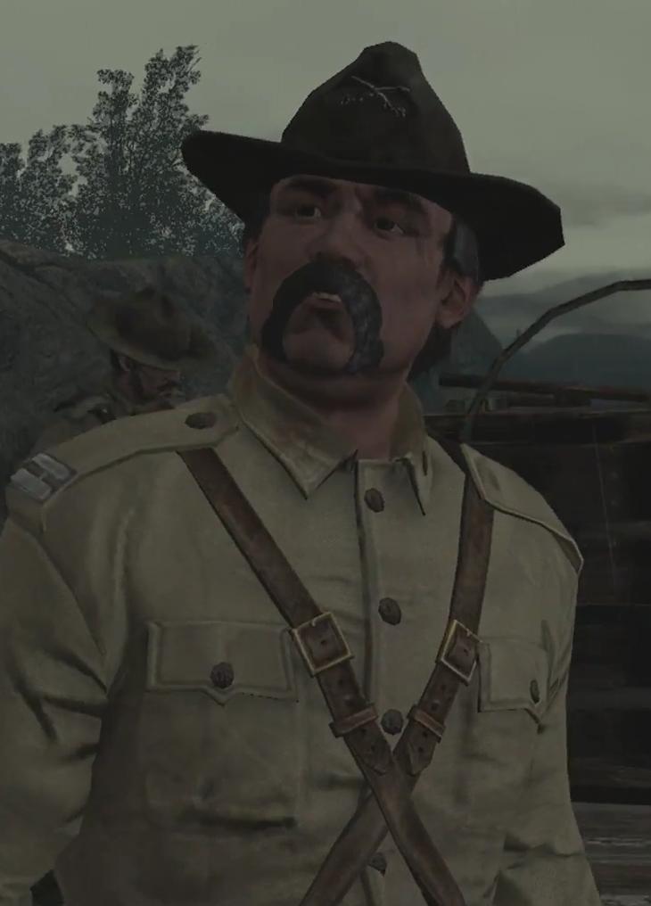 Armeeoffizier (Undead Nightmare)