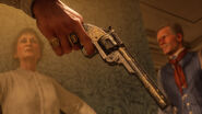RDR2 Dutch Van der Linde Schofield-Revolver
