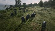 Friedhof von Van Horn