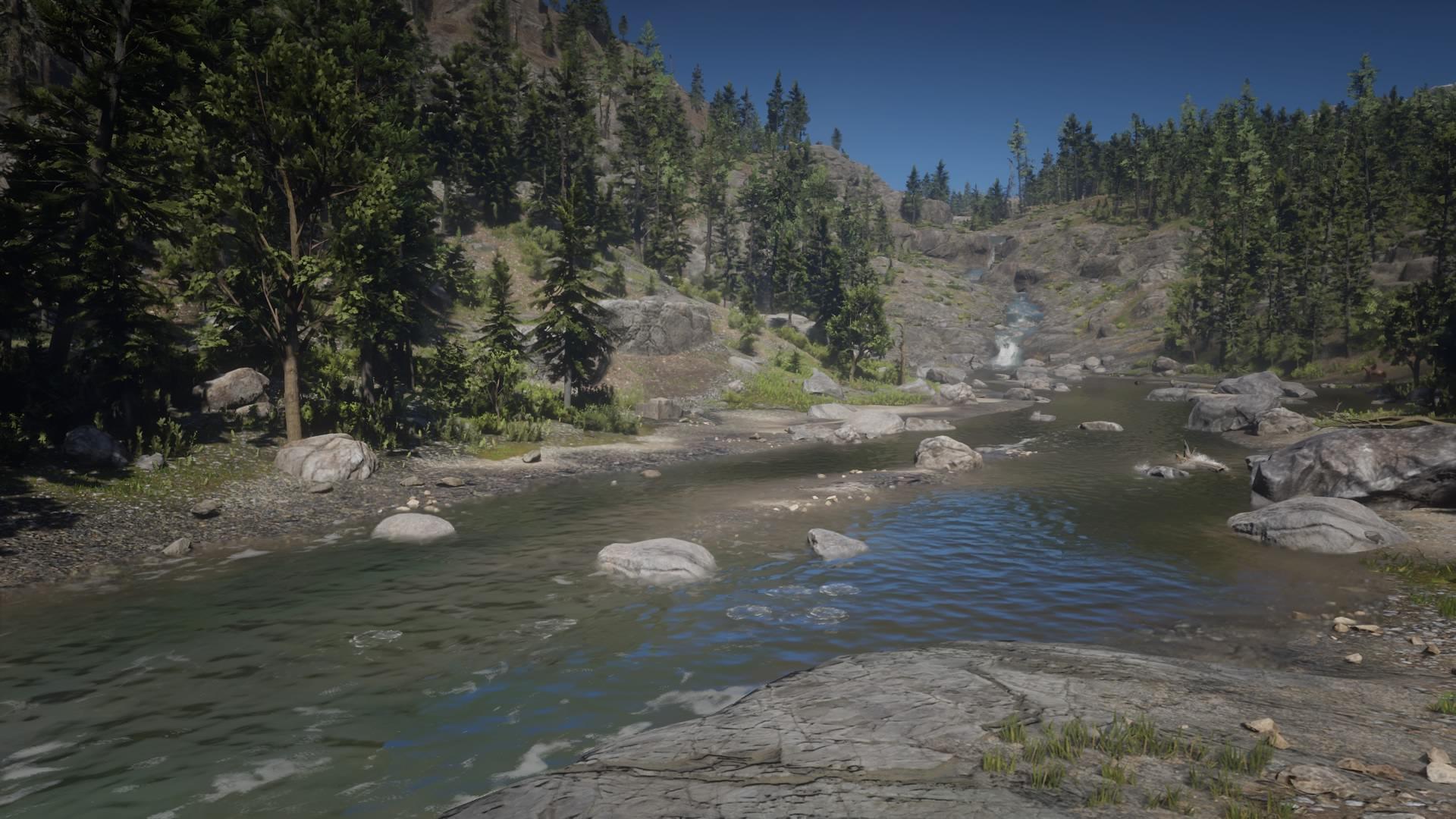 Upper Montana River