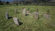 Friedhof von Emerald Ranch