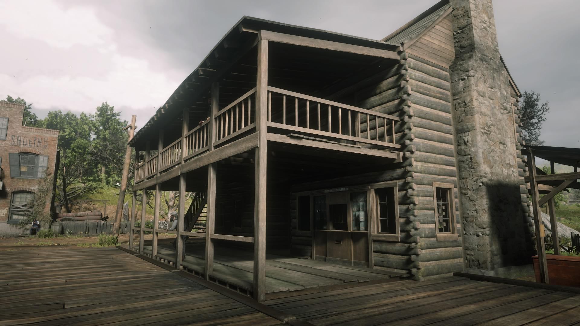 Van Horn Depot
