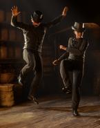 Heiterer Tanz