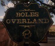 Boles Overland Stagecoach Company