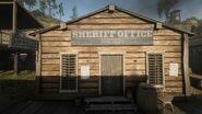 Sheriffbüro von Annesburg