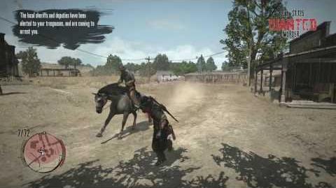 Red Dead Redemption - Das Dead Eye Zielsystem