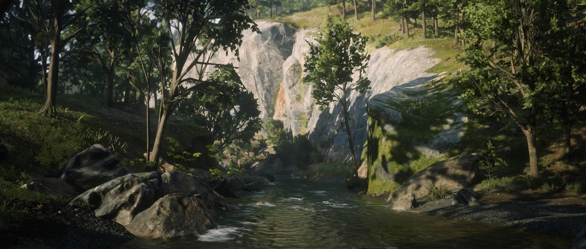 Kamassa River