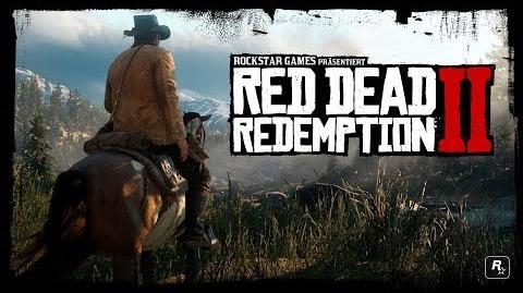 Red Dead Redemption 2 Offizieller Trailer 2