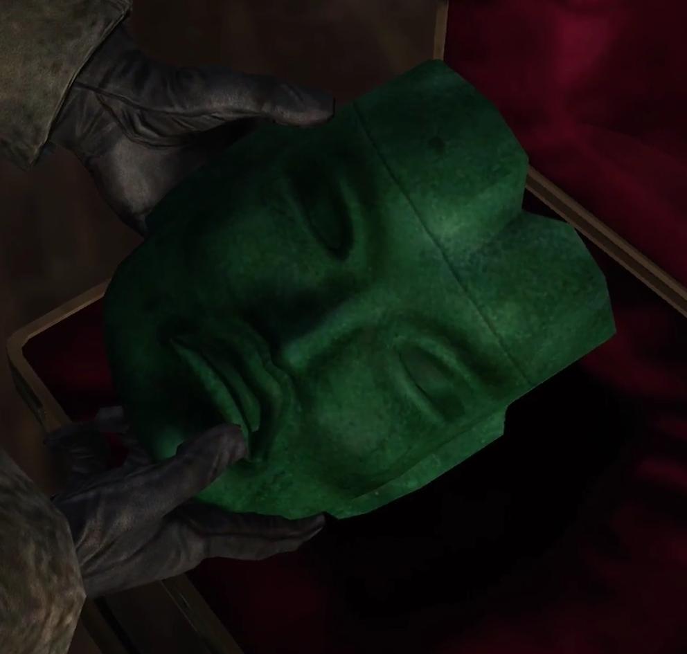 Escalera-Maske