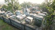 Friedhof von Saint Denis