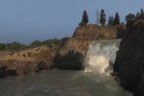 Tall-Trees-Wasserfall