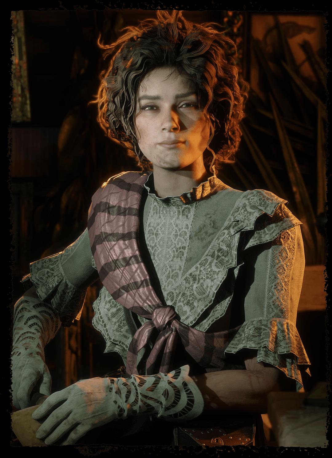 Harriet Davenport