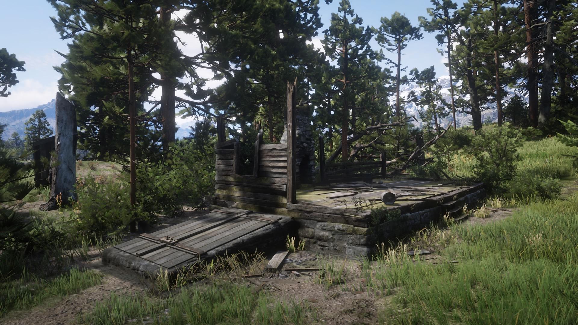 Lucky's Cabin