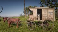 Kauffman Farms-Wagen