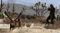 Rdr marston hunts jackalope expert hunter outfit