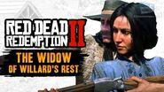 Red Dead Redemption 2 Stranger Mission - The Widow of Willard's Rest