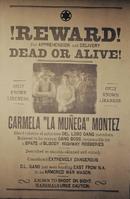 RDO CARMELA MONTEZ Poster