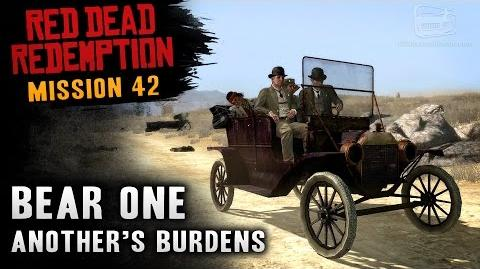 Red Dead Redemption - Mission 42 - Bear One Another's Burdens (Xbox One)