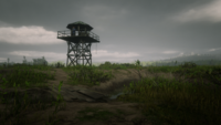Watchtower in Sisika