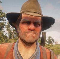 Beardless Uncle