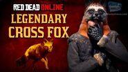 Red Dead Online - Legendary Cross Fox Mission Animal Field Guide