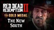RDR2 PC - Mission 26 - The New South Replay & Gold Medal