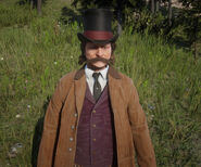 Doc Woodworm unused rdr2