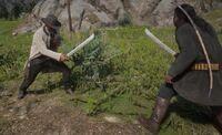 Charles vs bounty hunter