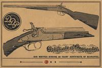 DOUBLE-BARRELED SHOTGUN RDR2 Wheeler Rawson and Co