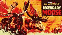 Legendary Moose RDO Promo